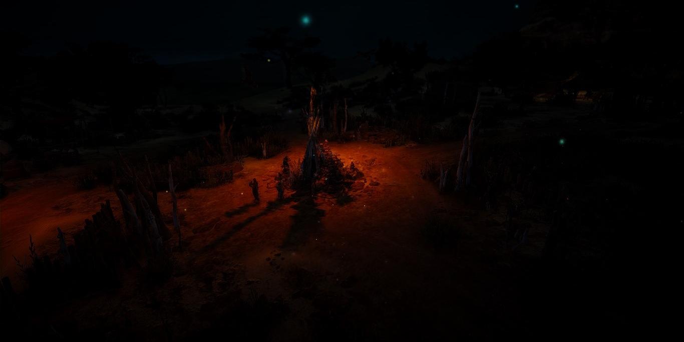 Black Desert: О жизни в затерянном зеркале Черной Пустыни: часть нулевая, вступительная
