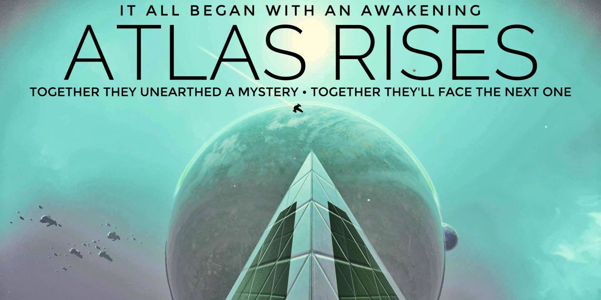 No Man's Sky: Дополнение Atlas Rises стартует на этой неделе, но объединило игроков задолго до запуска