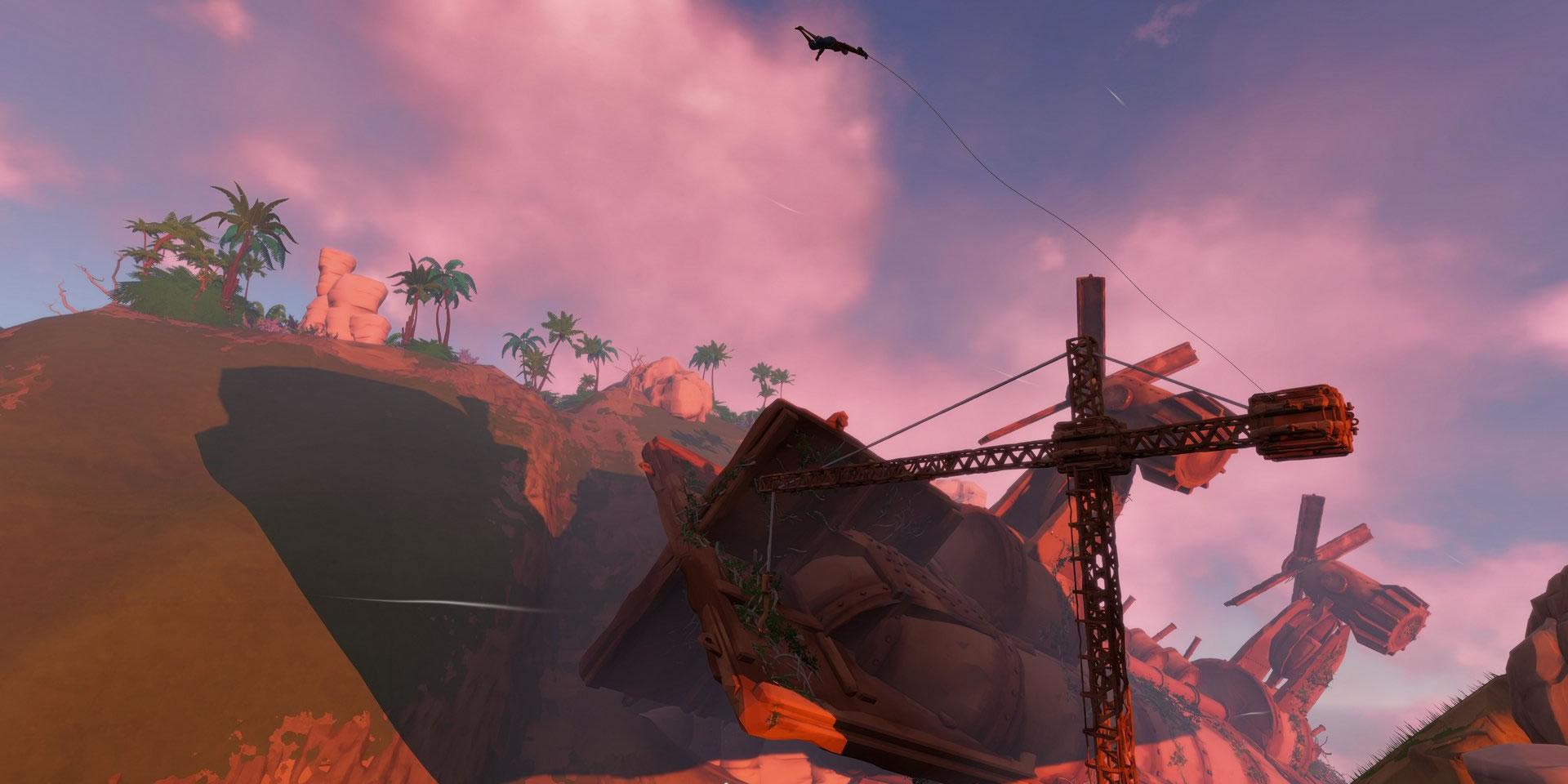 Worlds Adrift: Бета 0.1.4: Препятствие воздушному разбою, недоступные Пустоши и новые возможности в конструировании кораблей