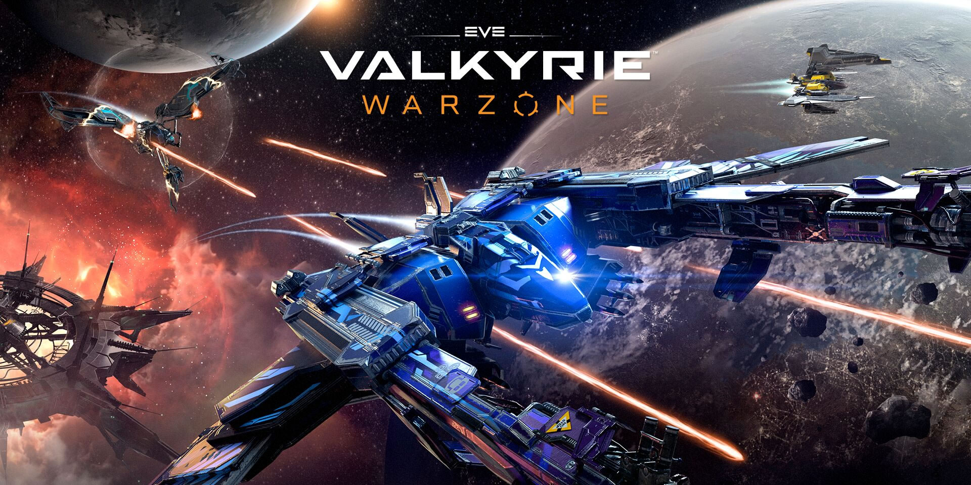 EVE Online: EVE Valkyrie - теперь для всех!