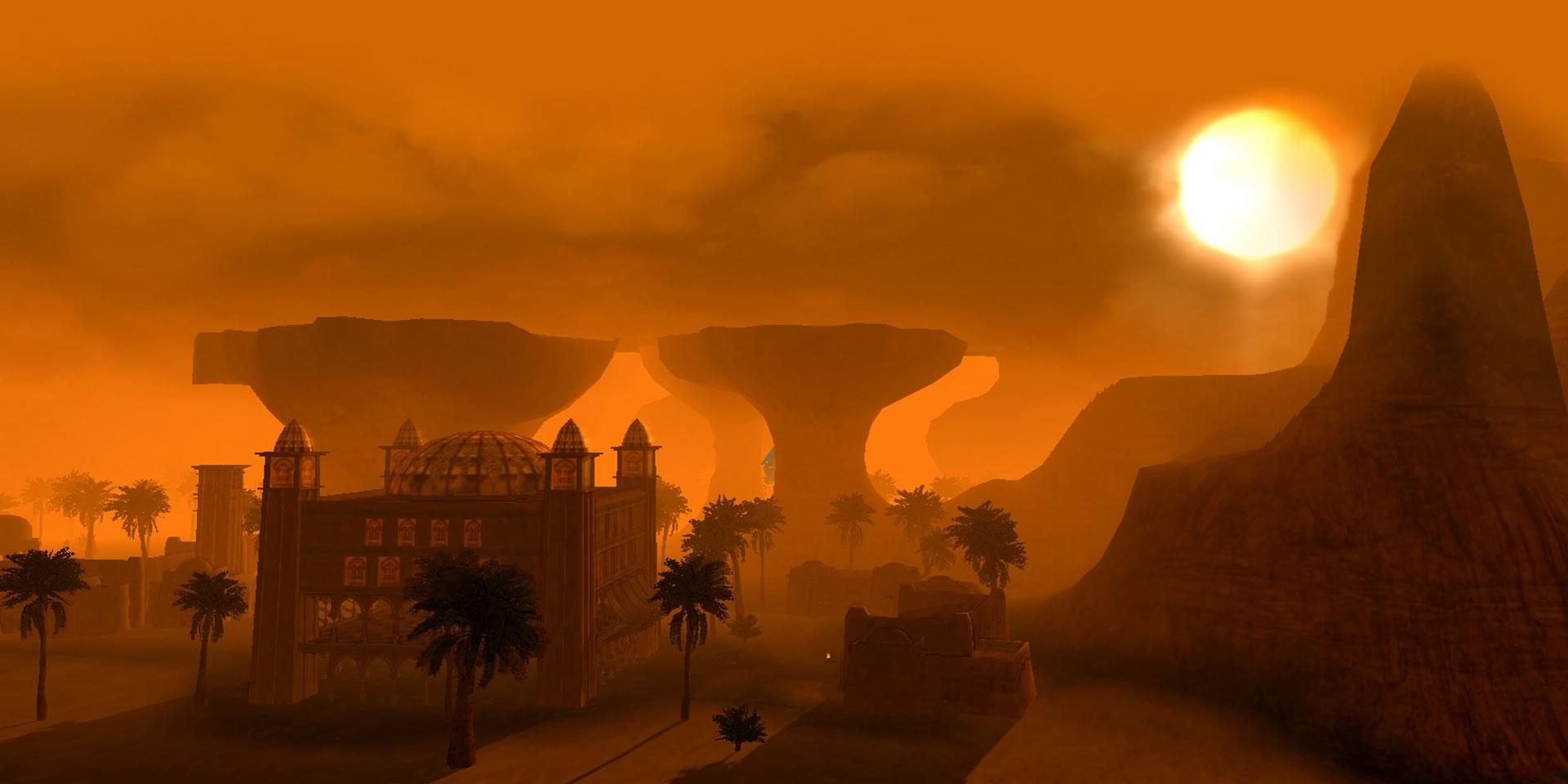 DarkFall: Прогресс Нового Восхода