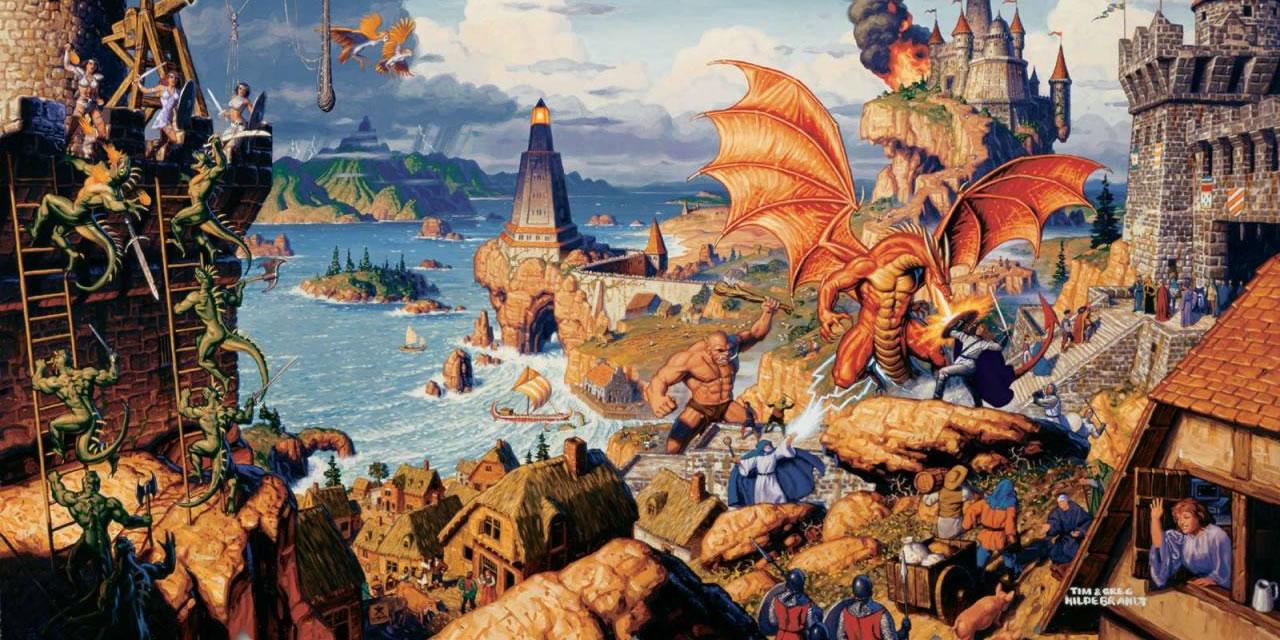 MMO-индустрия: Как Ultima Online повлияла на жанр MMO: уровень симуляции