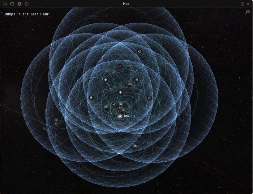 EVE Online: Размытые границы