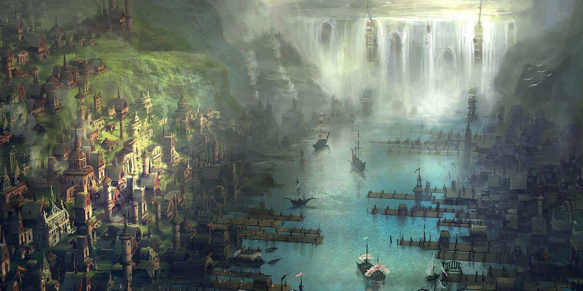 MMO-индустрия: Брэд Макквейд: Я хочу создавать миры, а не игры