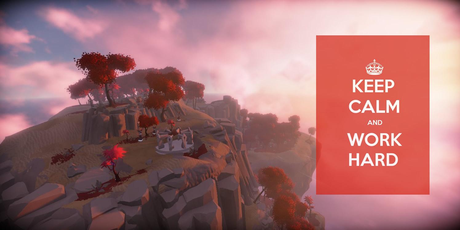 Worlds Adrift: Bossa Studios увеличила штат в два раза и вернулась к  фундаменту Worlds Adrift
