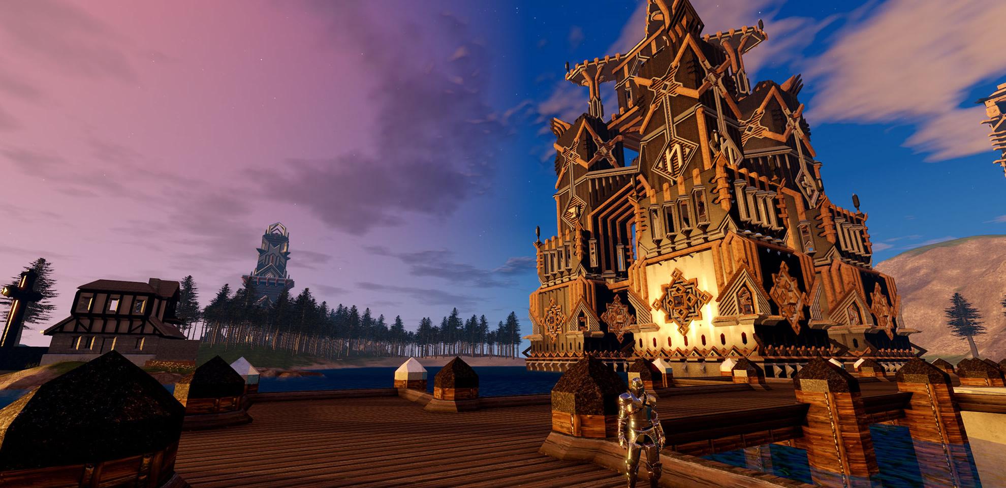 Camelot Unchained: Beta 1: Земельные Участки