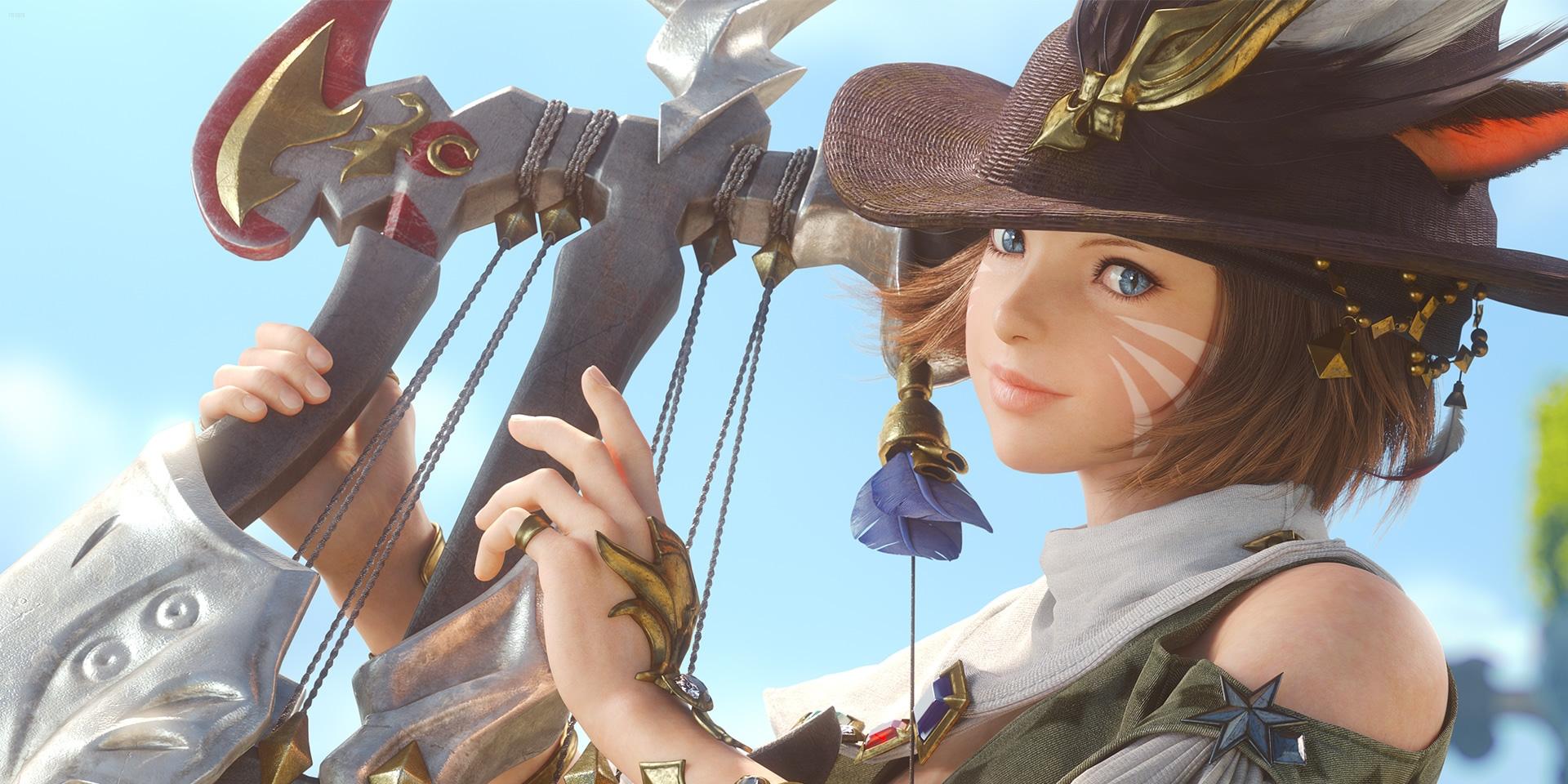 Final Fantasy XIV: Сыграй мне, бард!