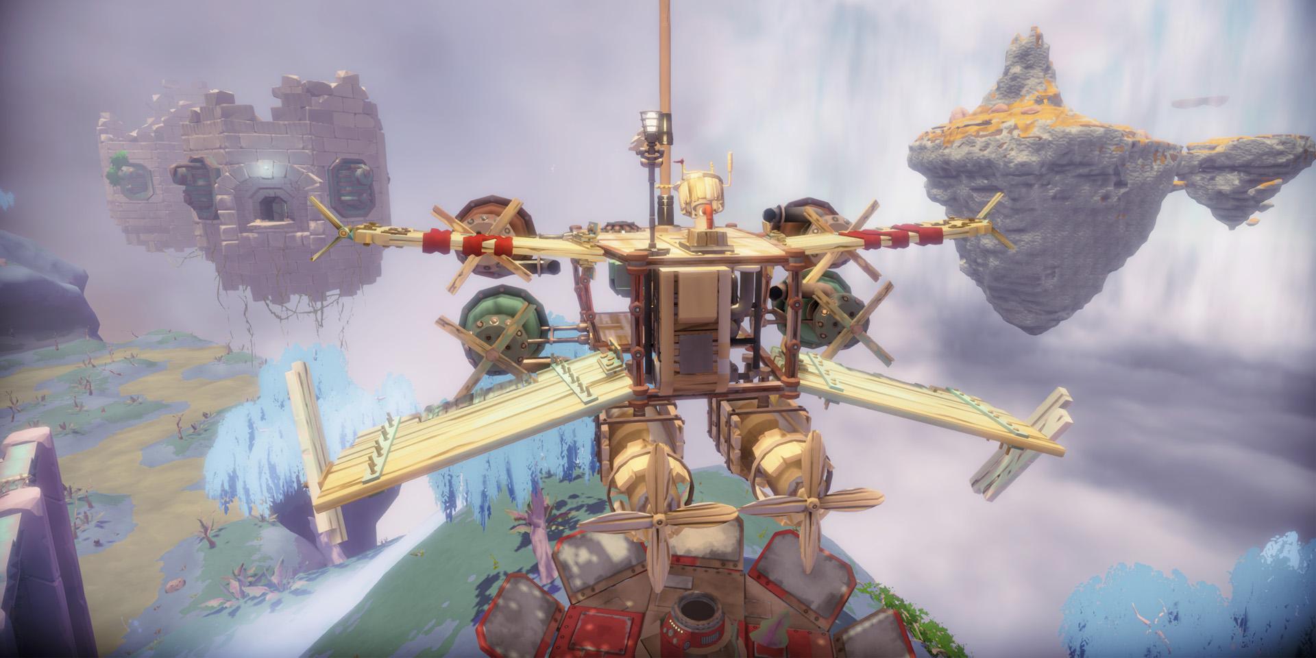 Worlds Adrift: Тотальный апгрейд