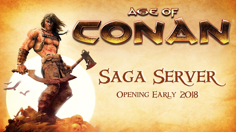 Age of Conan: Сервер-сага