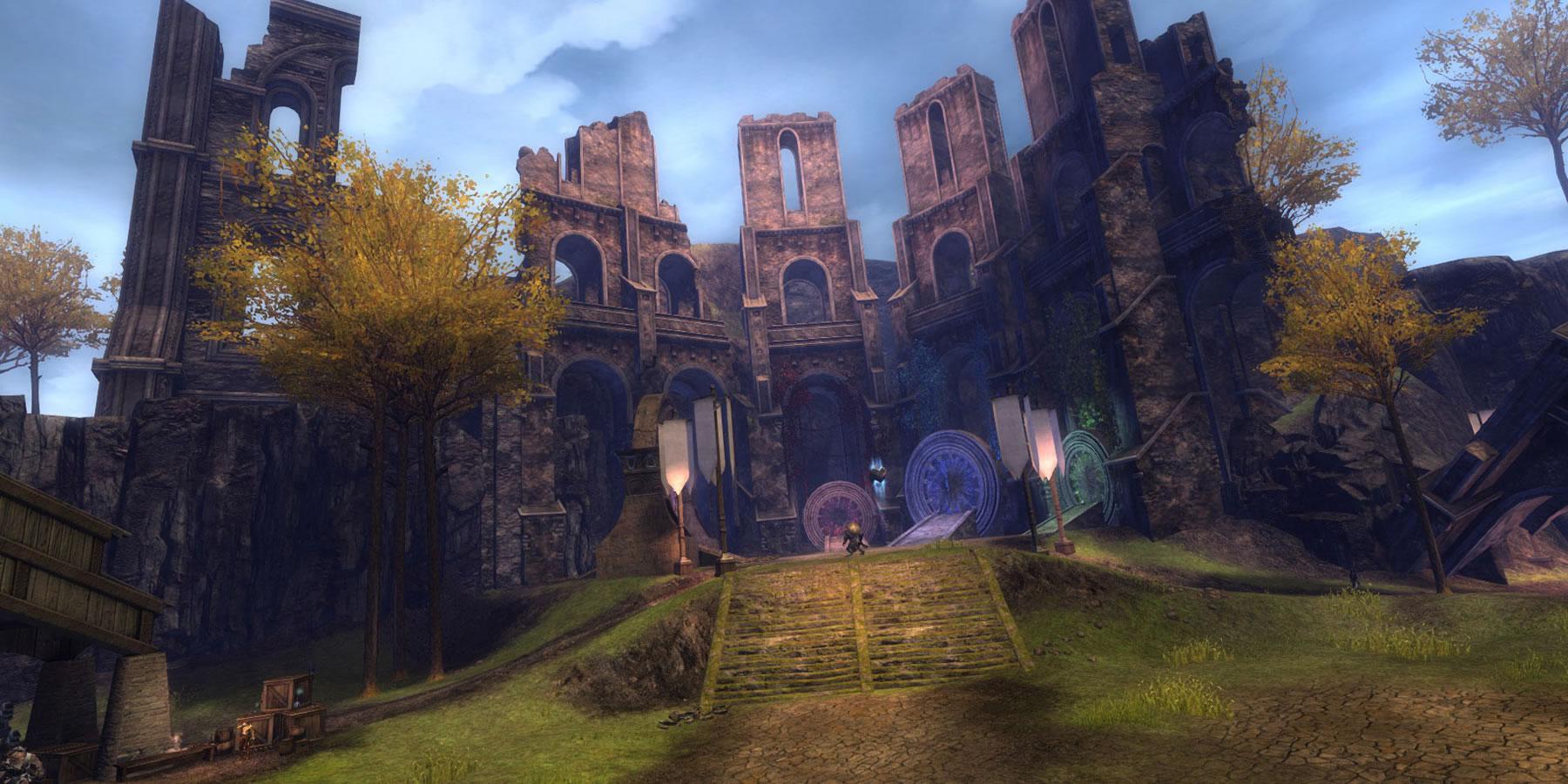 Guild Wars 2: Конец отдельных миров и WvW-альянсы