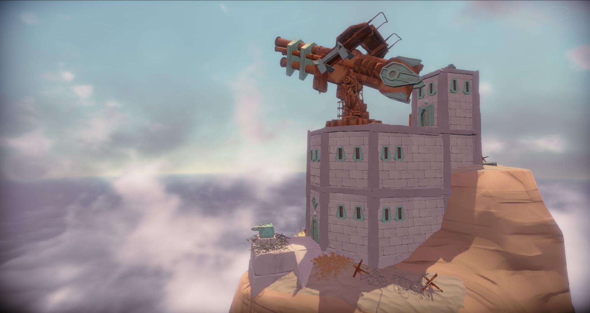 Worlds Adrift: Проект