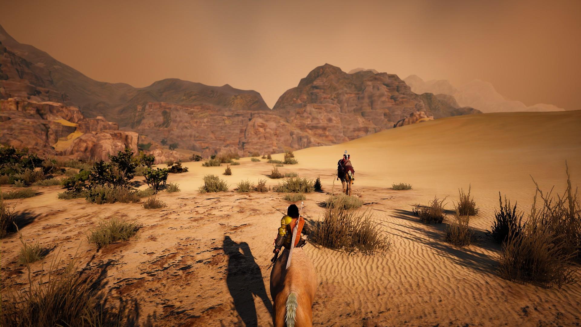 Black Desert: Простой рецепт... Devina и Laestafer, пикник на краю океана