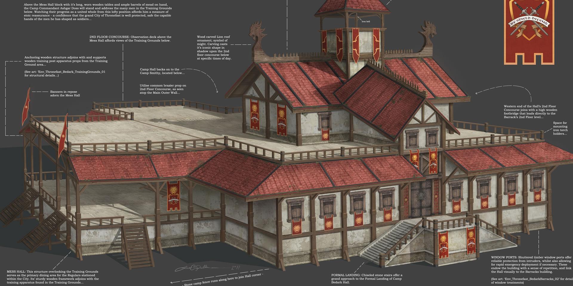 Pantheon: Пре-альфа, первое подземелье и характеры NPC: нам рассказали о текущей разработке