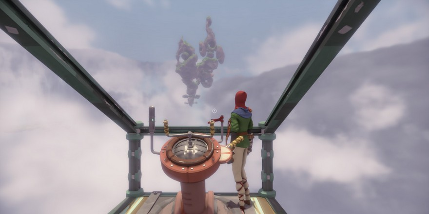 Worlds Adrift: Упрямый торговец