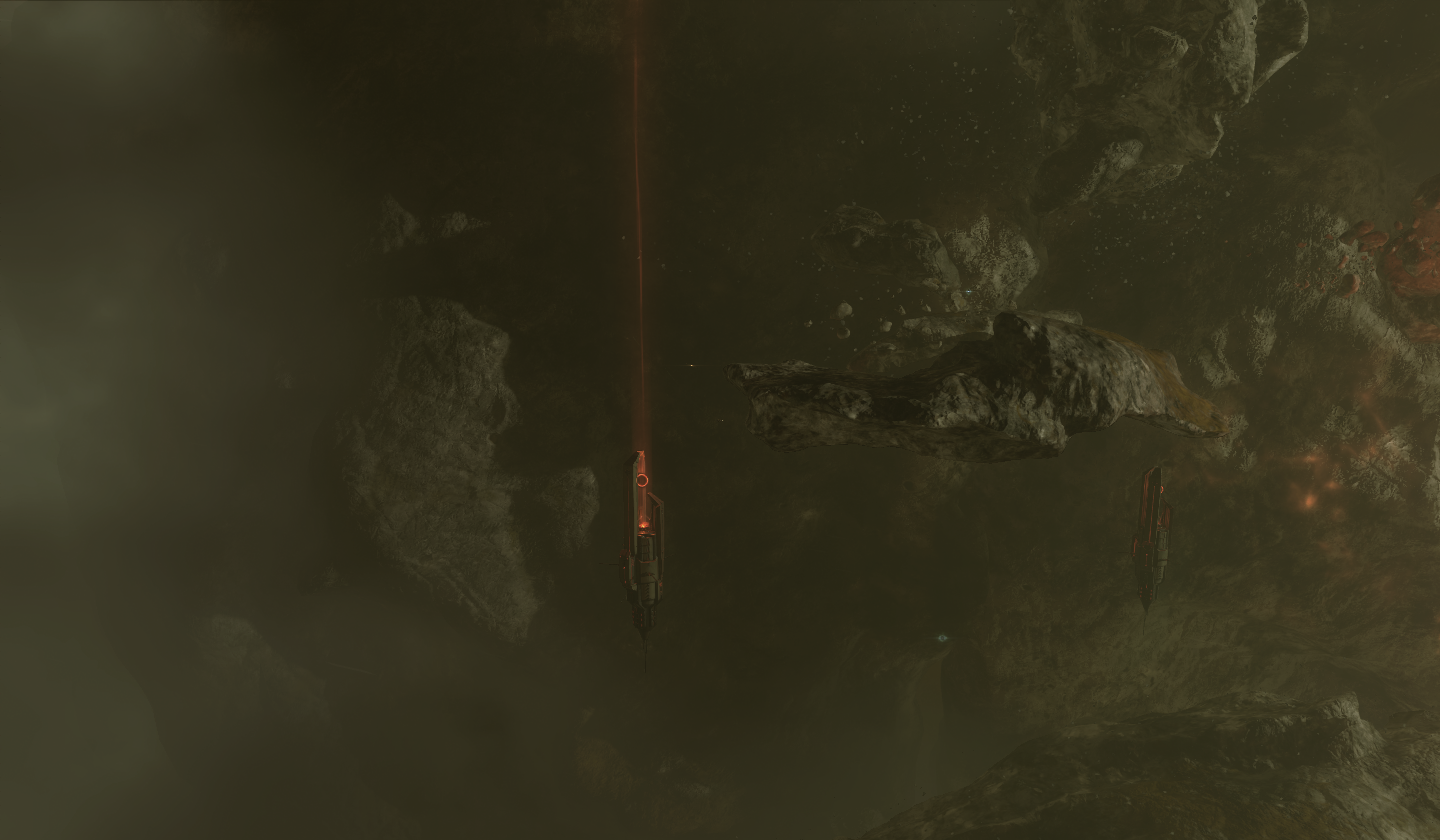 EVE Online: Mare incognitum astra #1
