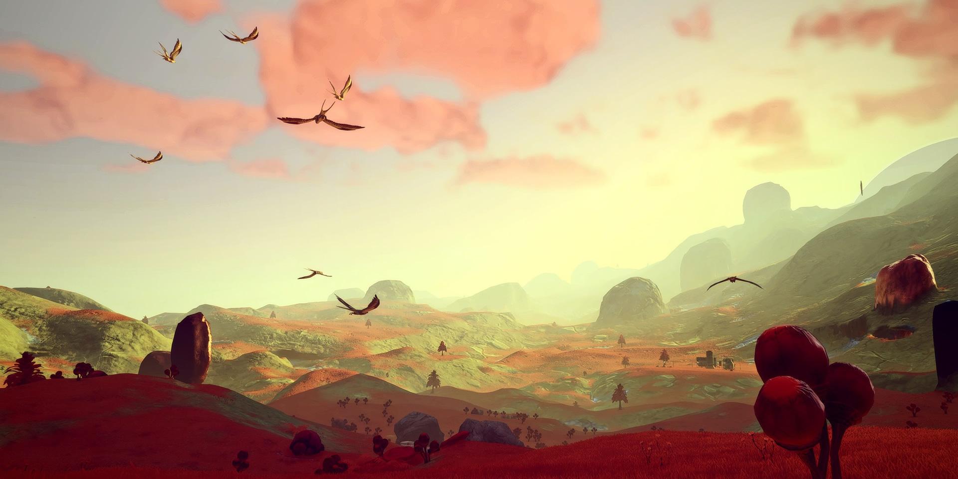 No Man's Sky: Моё Небо: открытия и открытки