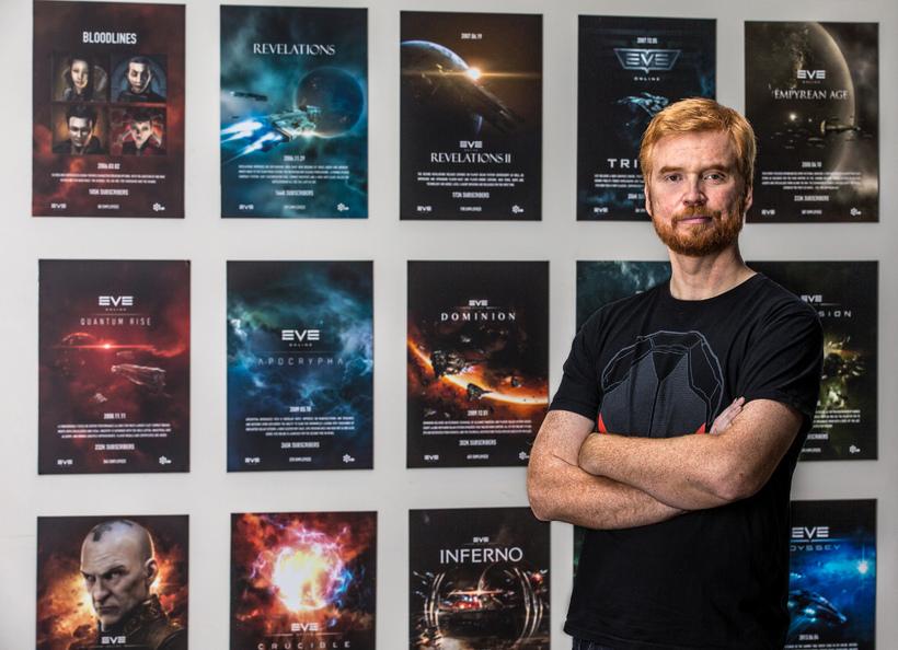 EVE Online: Итоги деятельности ССР за 2017 год