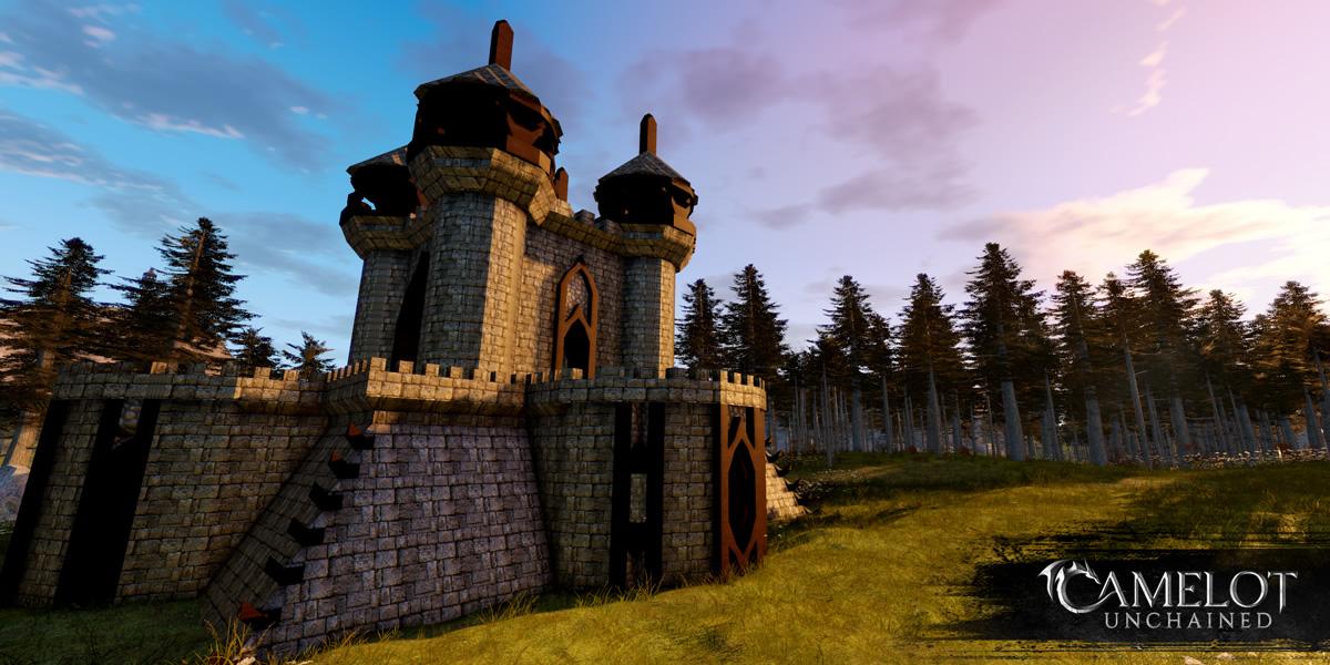 Camelot Unchained: Кубики: живые, оптимизированные