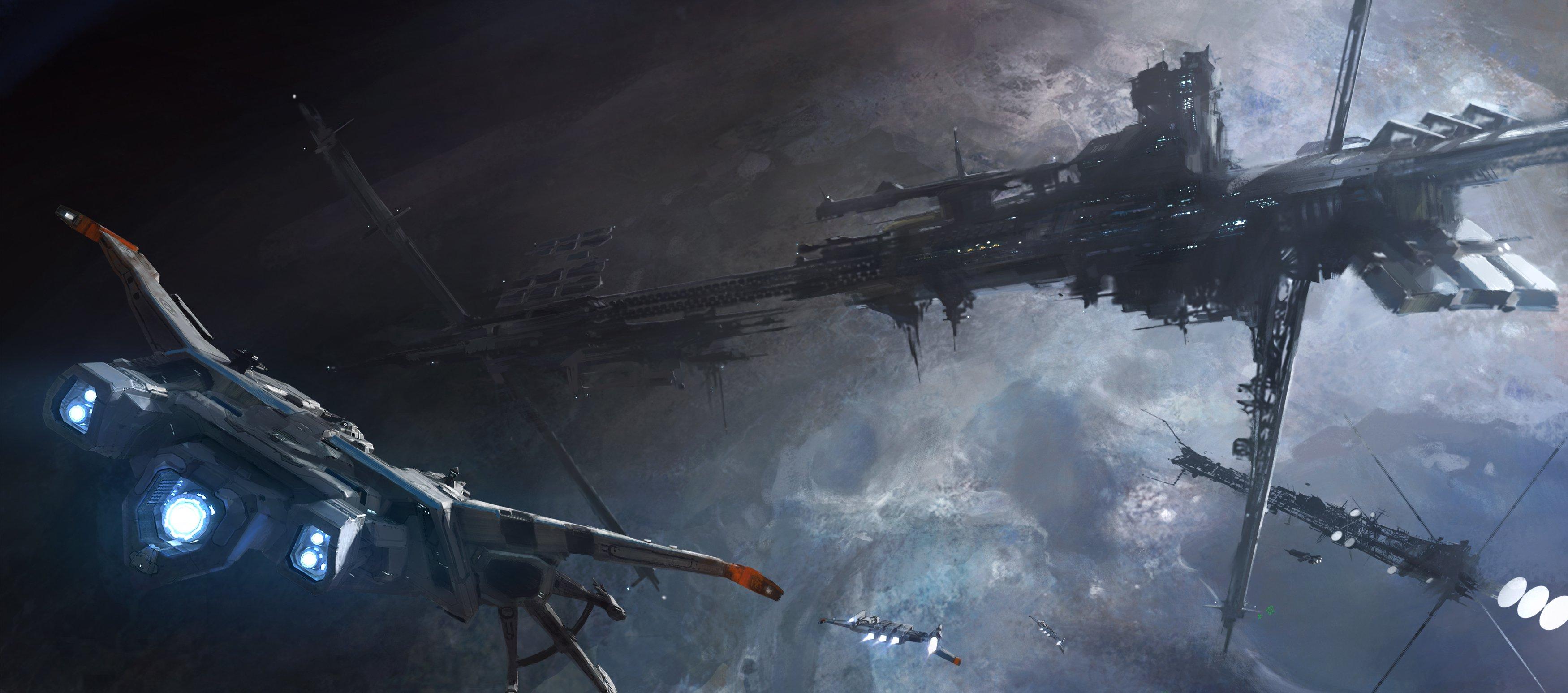 EVE Online: ANIRO: История моей игры. Начало