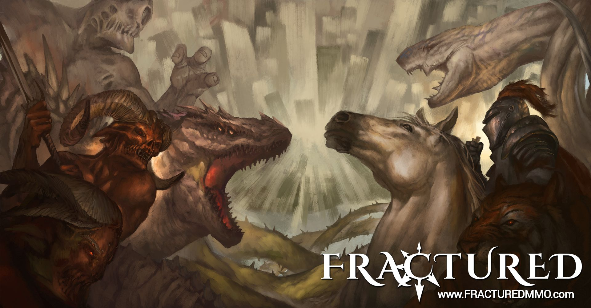 Fractured: Fractured MMO