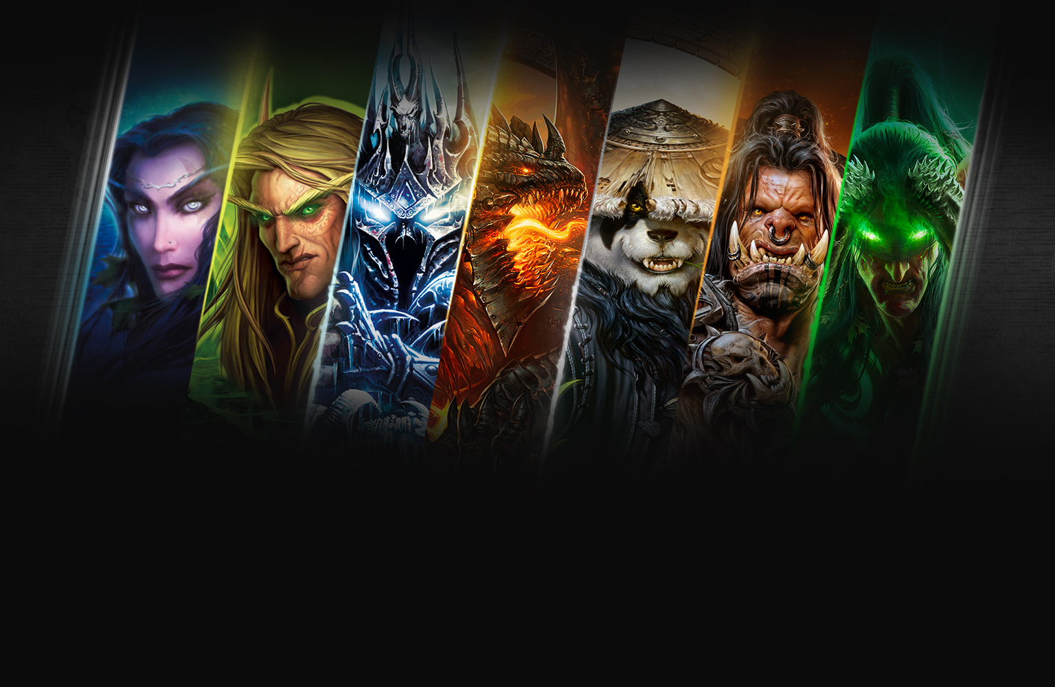 World of Warcraft: Для начала игры в WoW больше не надо покупать