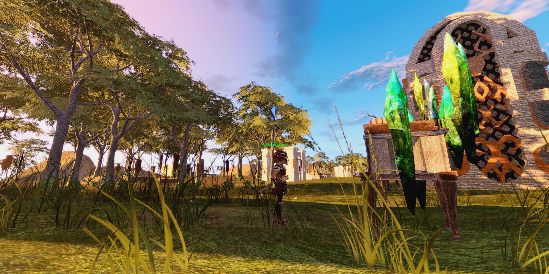 Camelot Unchained: Крафт в Beta 1: введение
