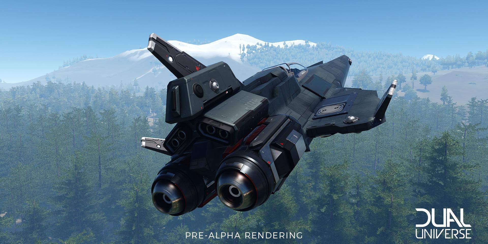 Dual Universe: Июньский DevBlog о пилотировании и переделке игровых механик