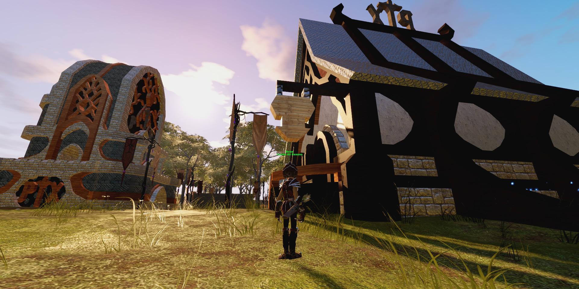 Camelot Unchained: Крафт в Beta 1: Работа с Vox Magus