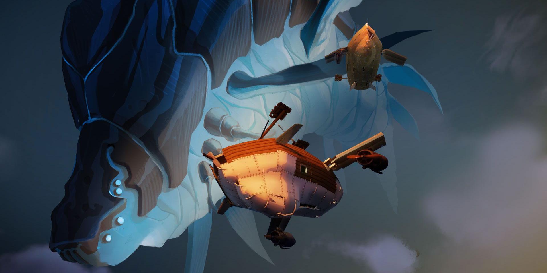 Worlds Adrift: Сентябрьский вайп и танцы вокруг PvE