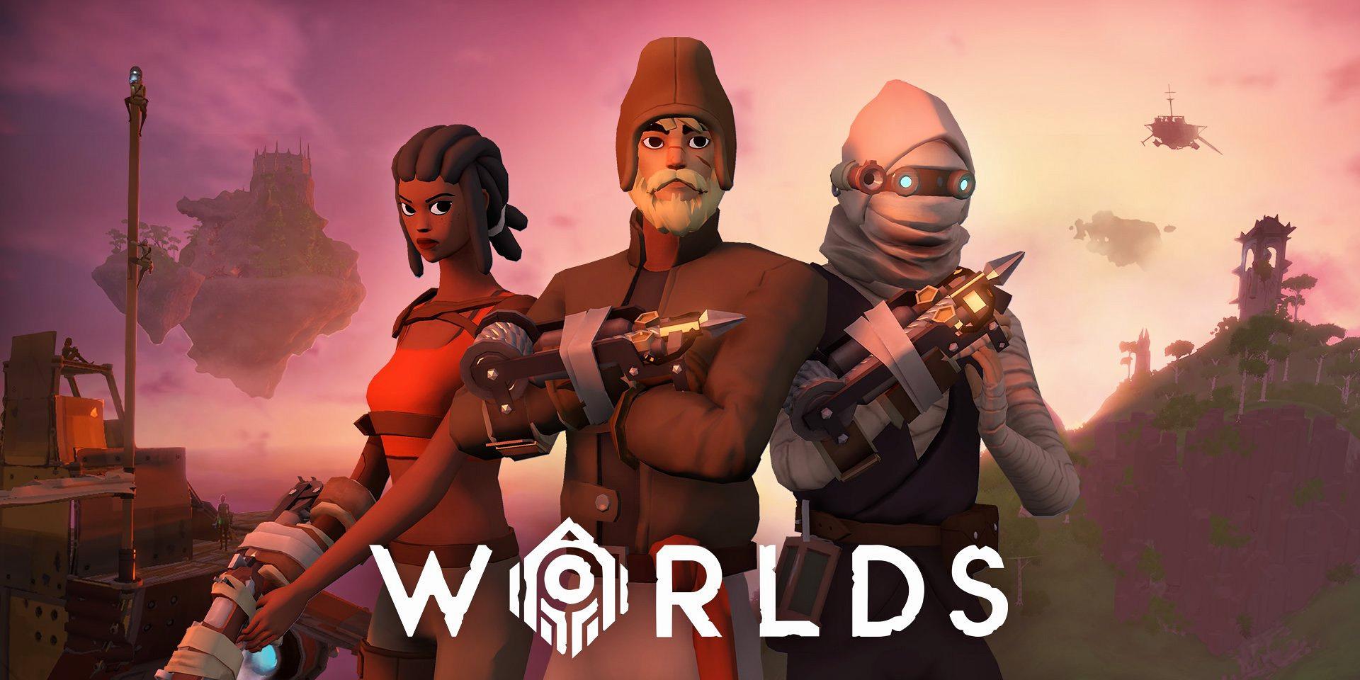 Worlds Adrift: Время пришло? PvE-сервер, расширенный крафт и альянсы (часть первая)