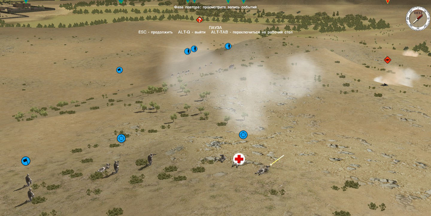 неММО: CMSF1 AAR: Rahadnak Valley Search (USMC)