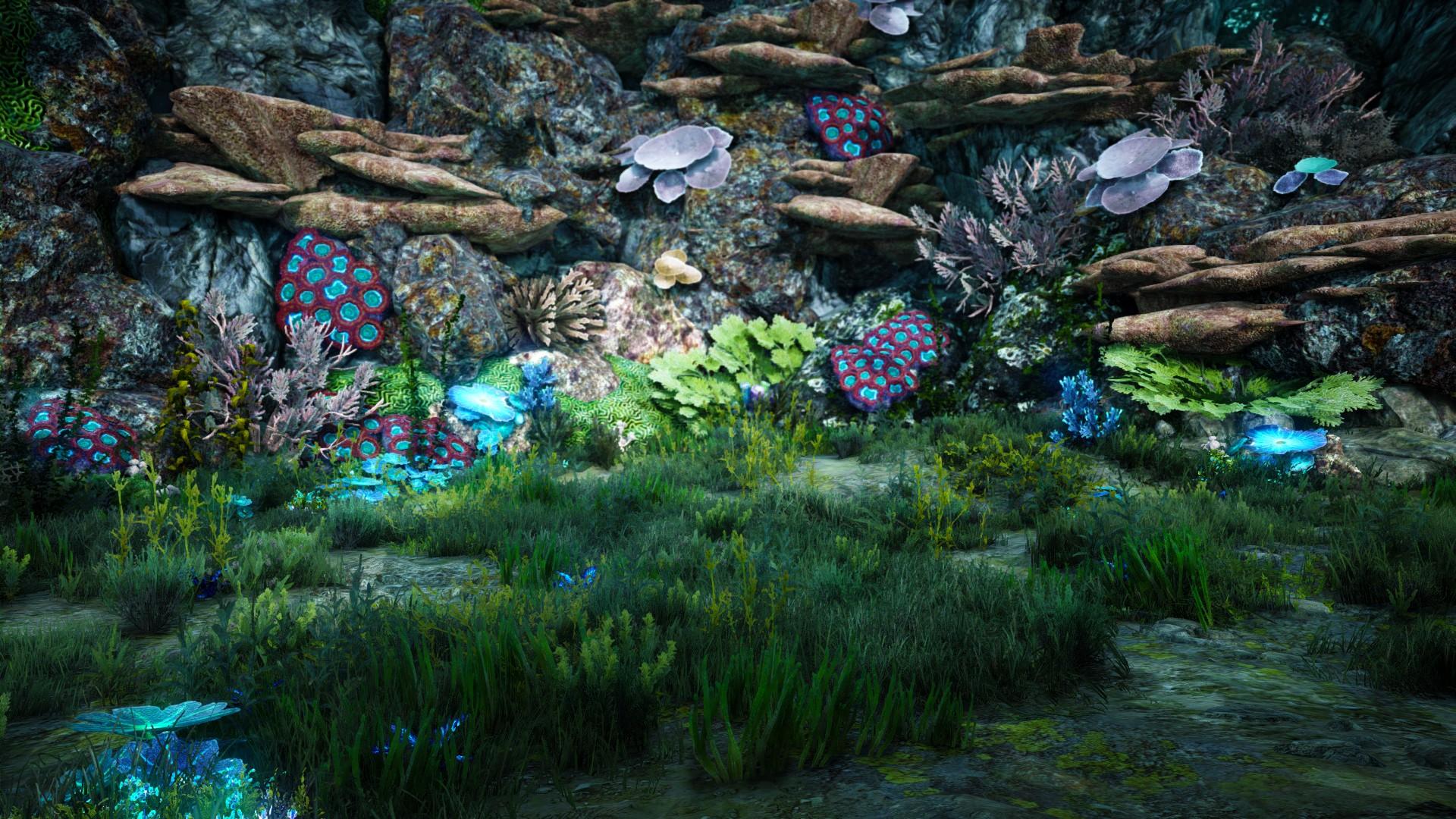 Black Desert: Пещера Проти и Руины подводного города