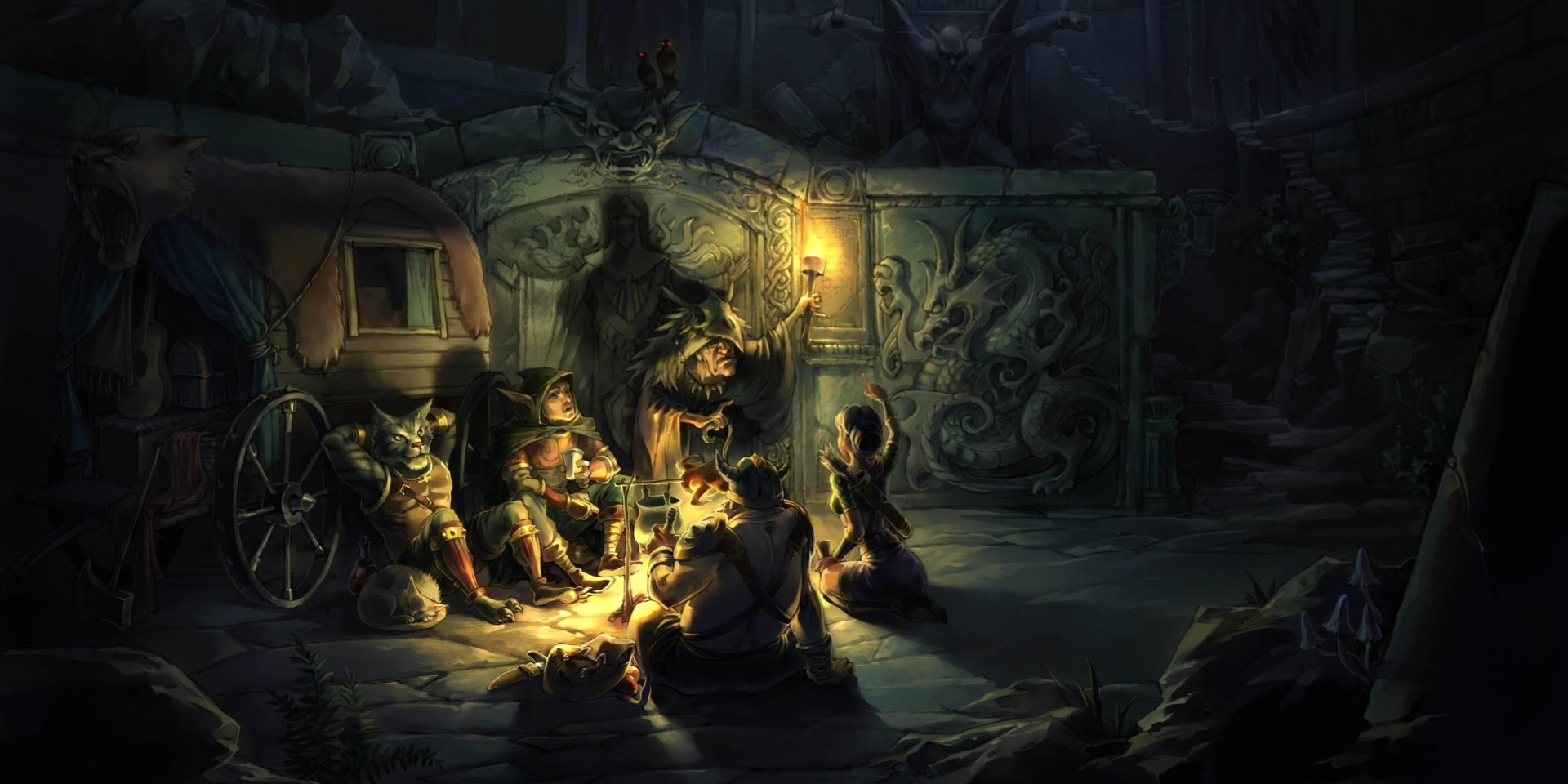 Зеркало для героя: Главный вызов в MMO