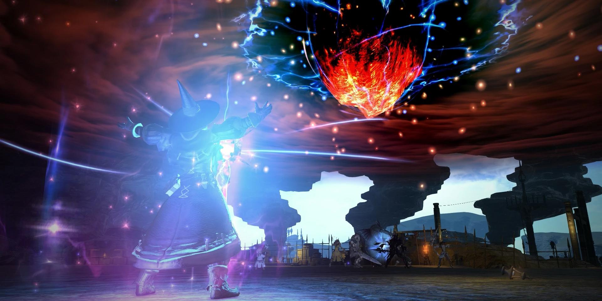 Final Fantasy XIV: Limit Break