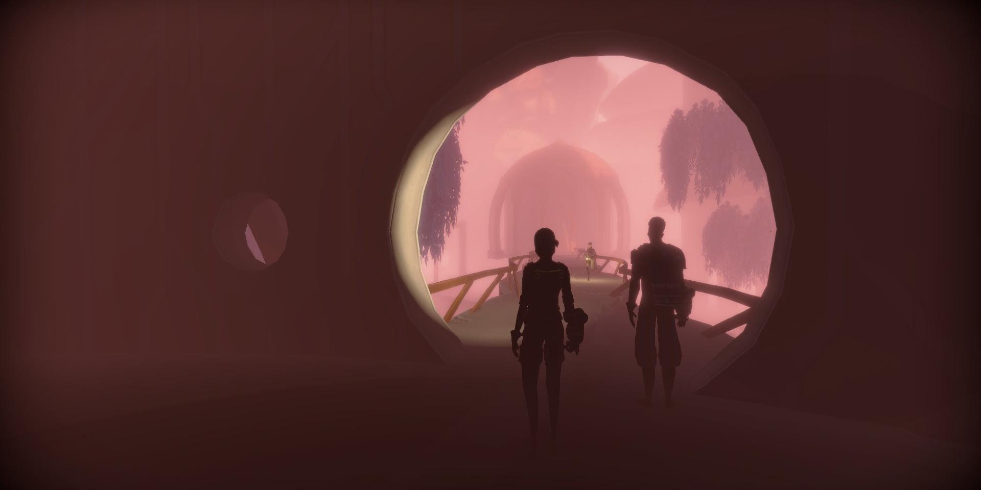 Worlds Adrift: Люк Вильямс: Мы не планировали делать MMO, но нас увлекла идея