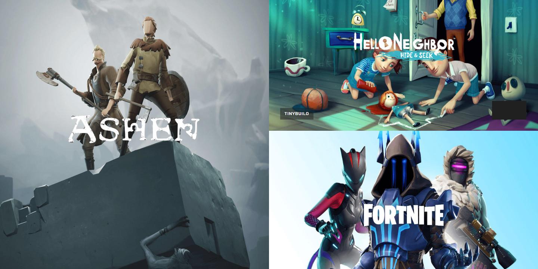 Игровая индустрия: Epic Store против Steam: битва не за игроков