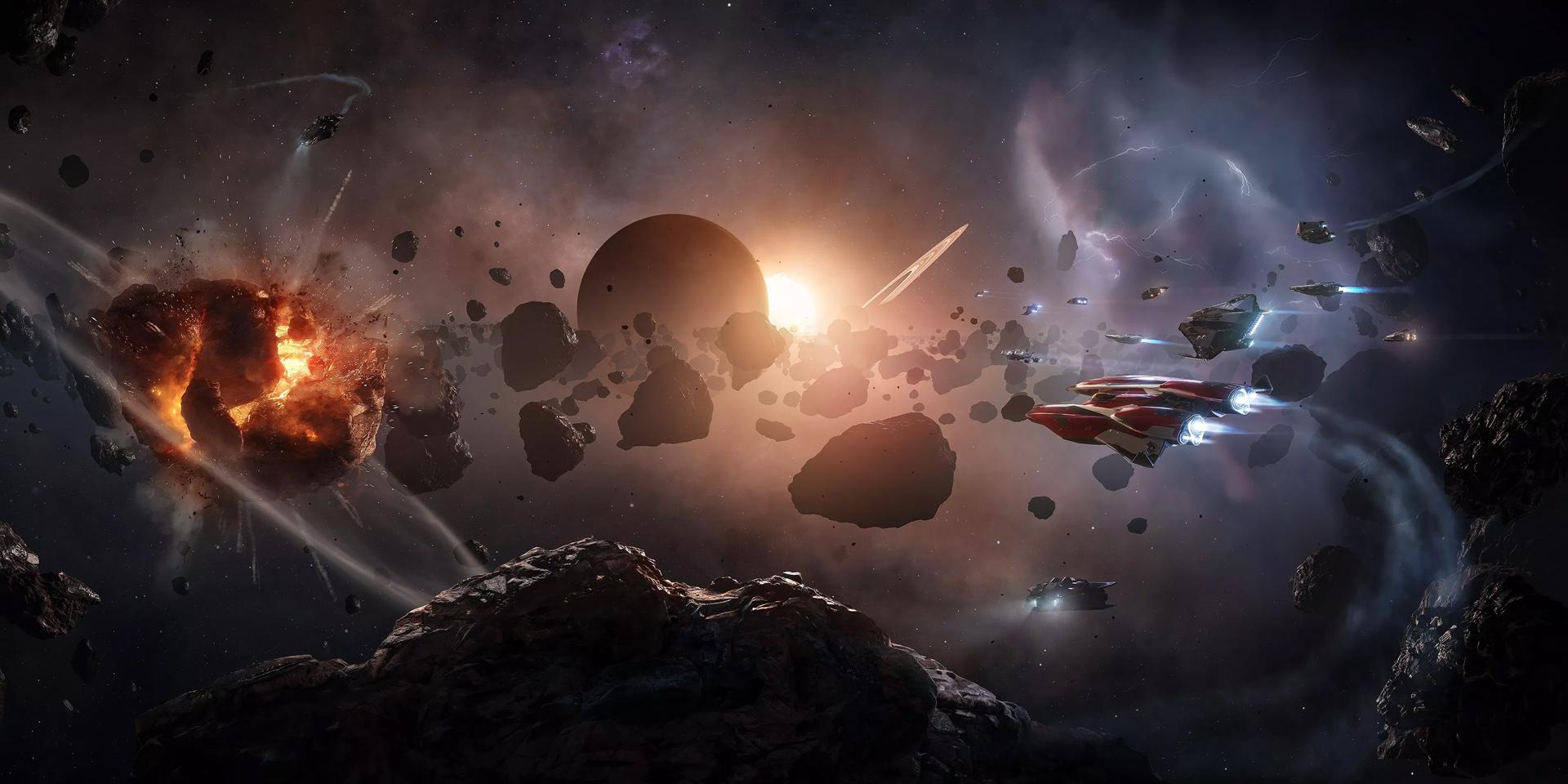 Elite: Dangerous: На поиски богатств: космический майнинг моей мечты