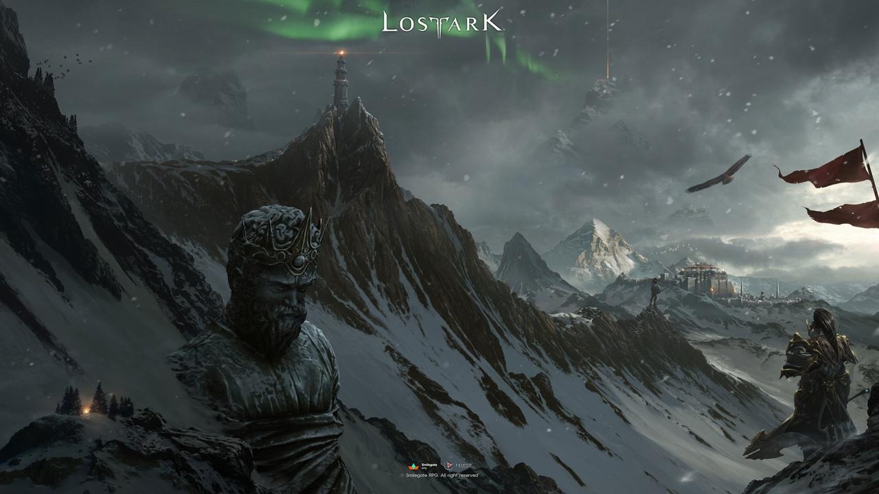Lost Ark: Lost Ark в СНГ будет издавать Mail.Ru