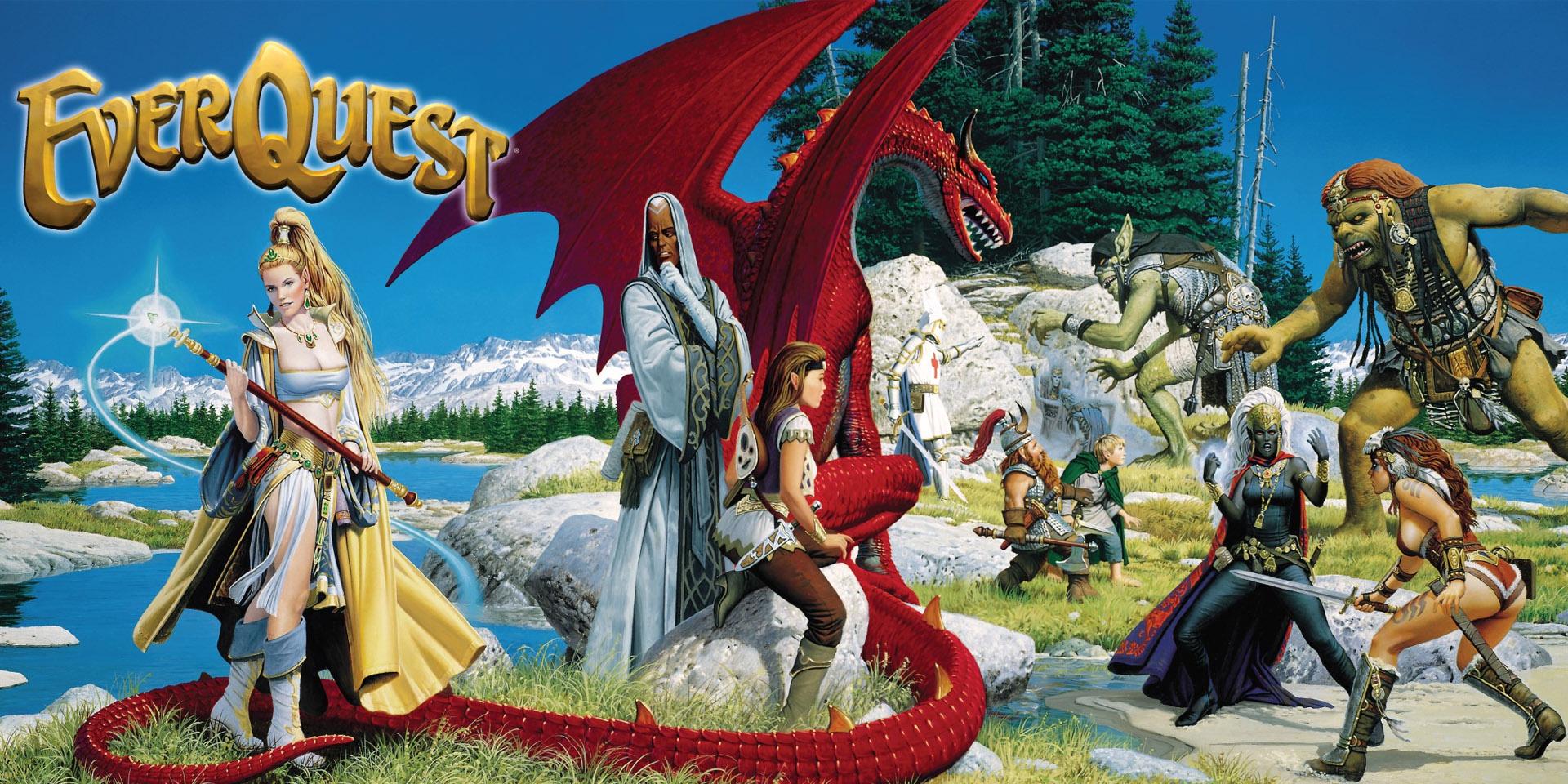 EverQuest: Письмо продюсера: 20 лет Эверквеста
