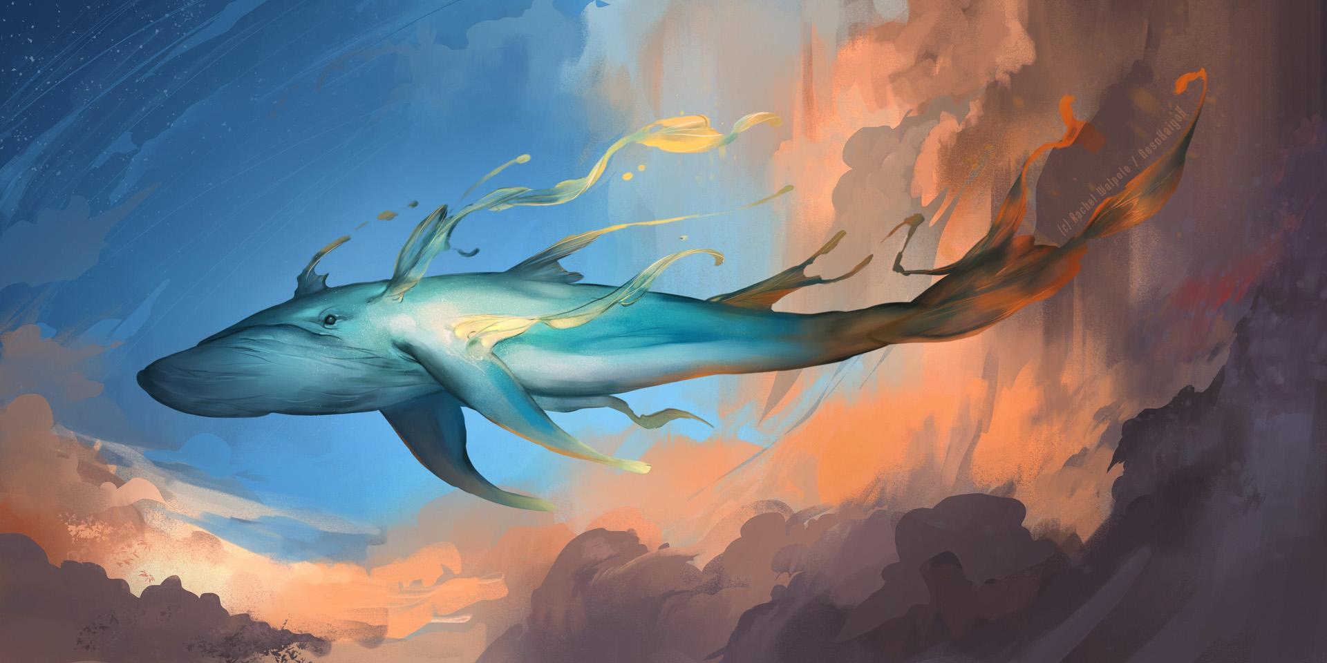 Worlds Adrift: Истории Worlds Adrift: брюхо небесного китёнка