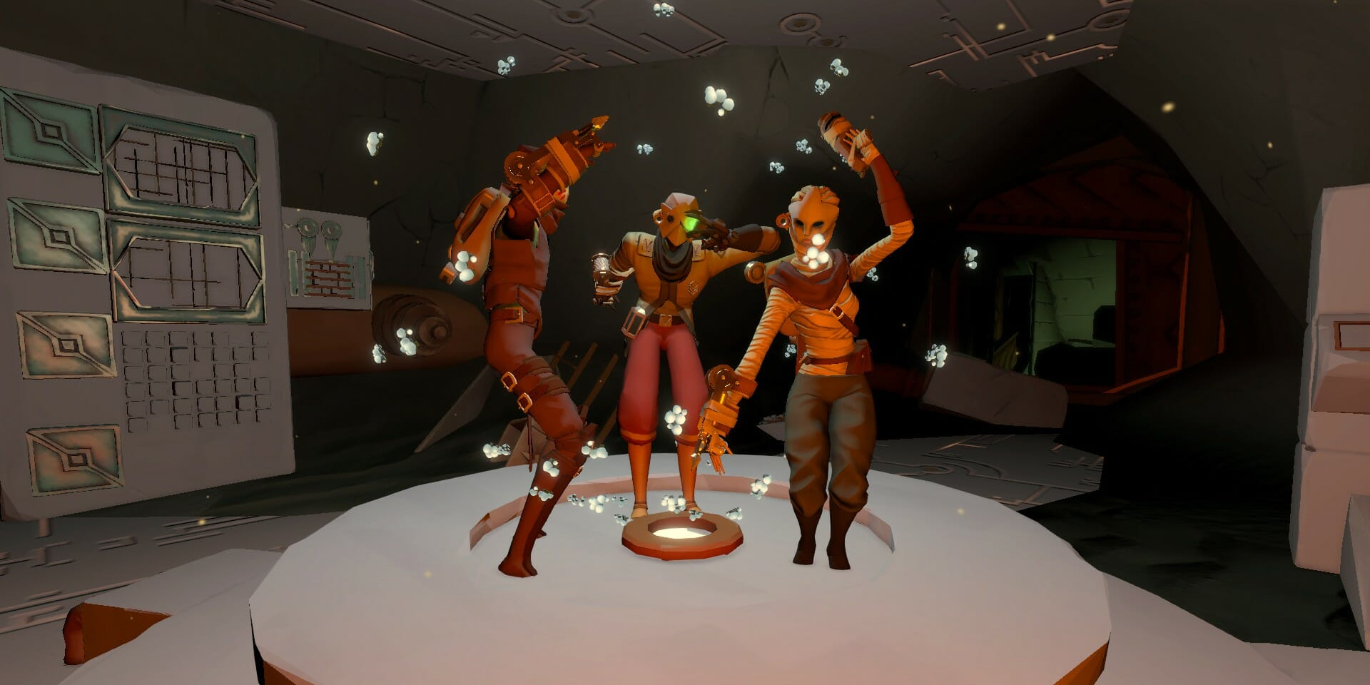 Worlds Adrift: В Worlds Adrift открыли игровой магазин