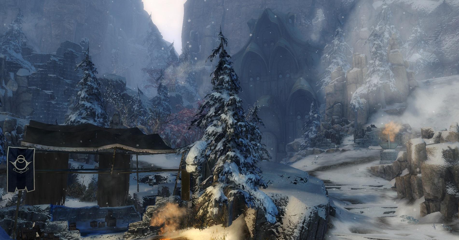Guild Wars 2: Пики грозовых туч