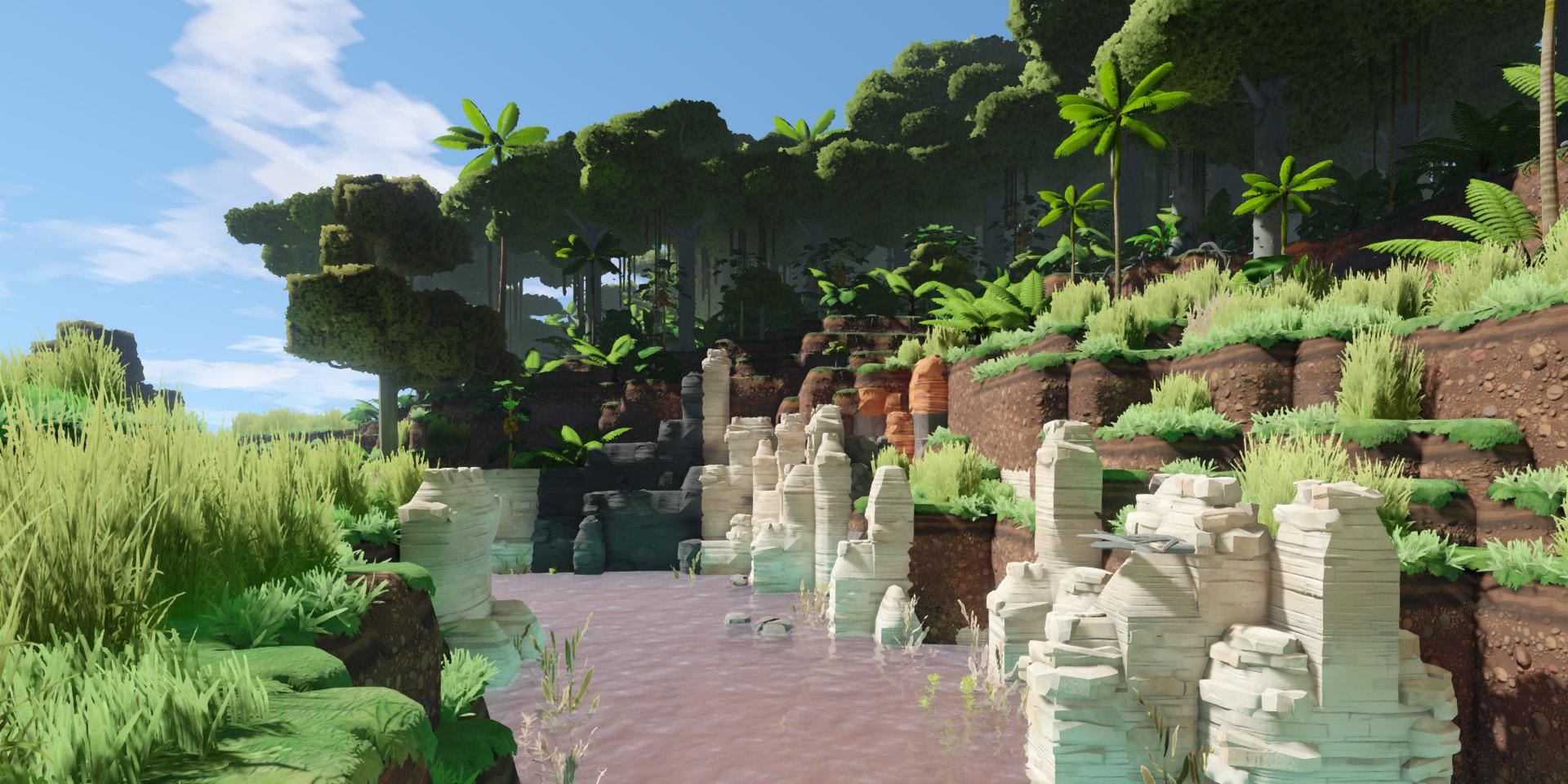 Eco: Жизнь на опушке, золотая лихорадка и ещё одна дорога через джунгли