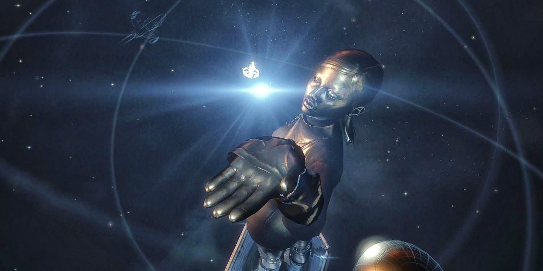 EVE Online: В Новом Эдеме установлен монумент в честь игрока, и он посвящён мирному исследованию
