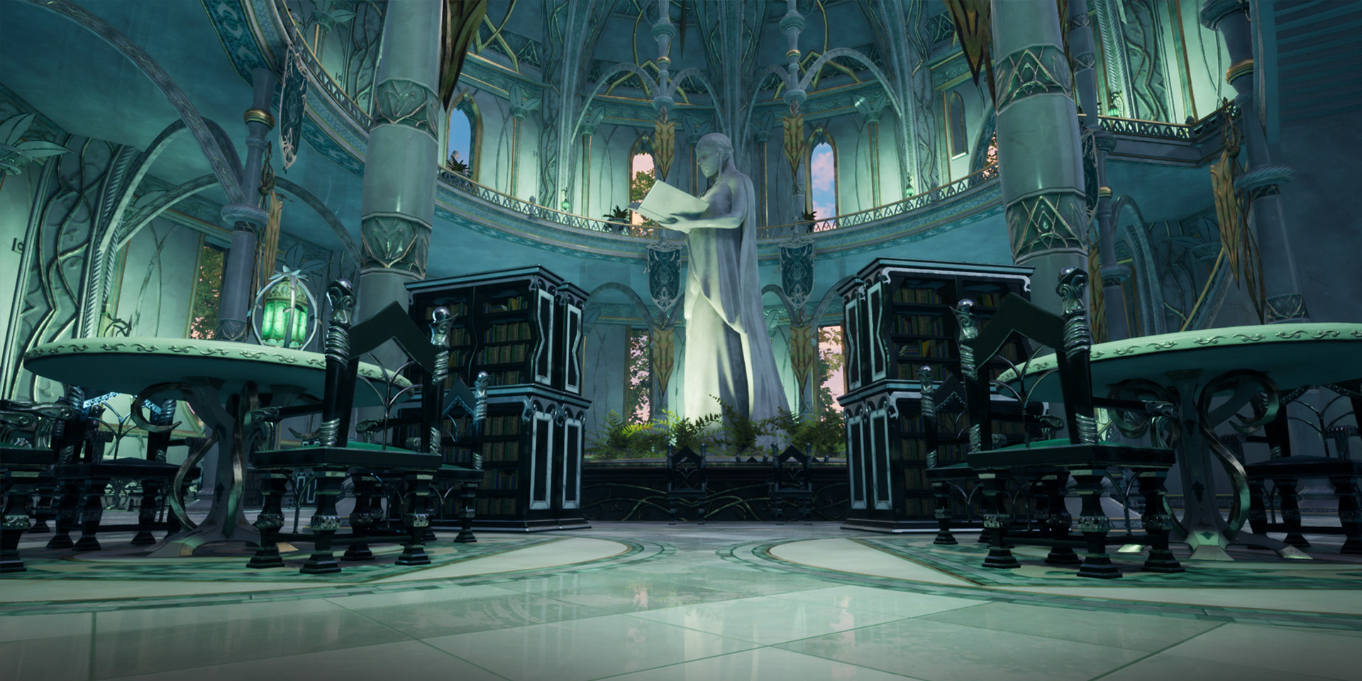 Ashes of Creation: Научный Узел: знание - сила, а ещё - телепортация