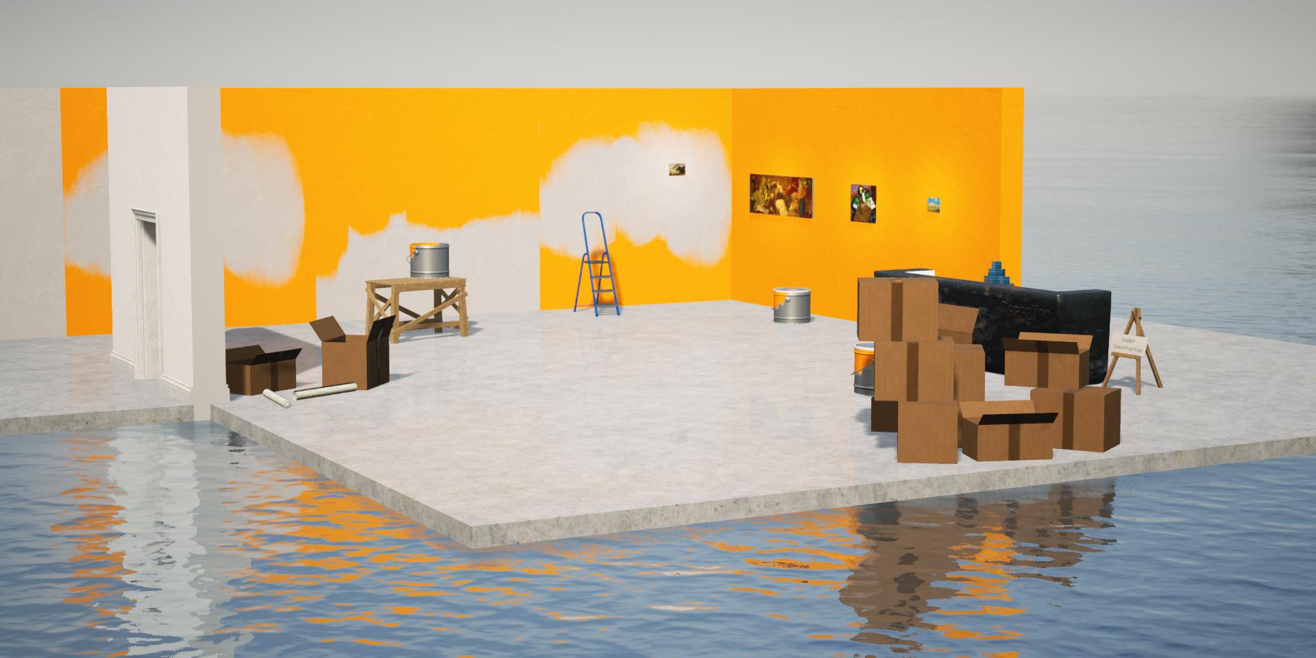 Occupy White Walls: Три ноль в пользу искусства