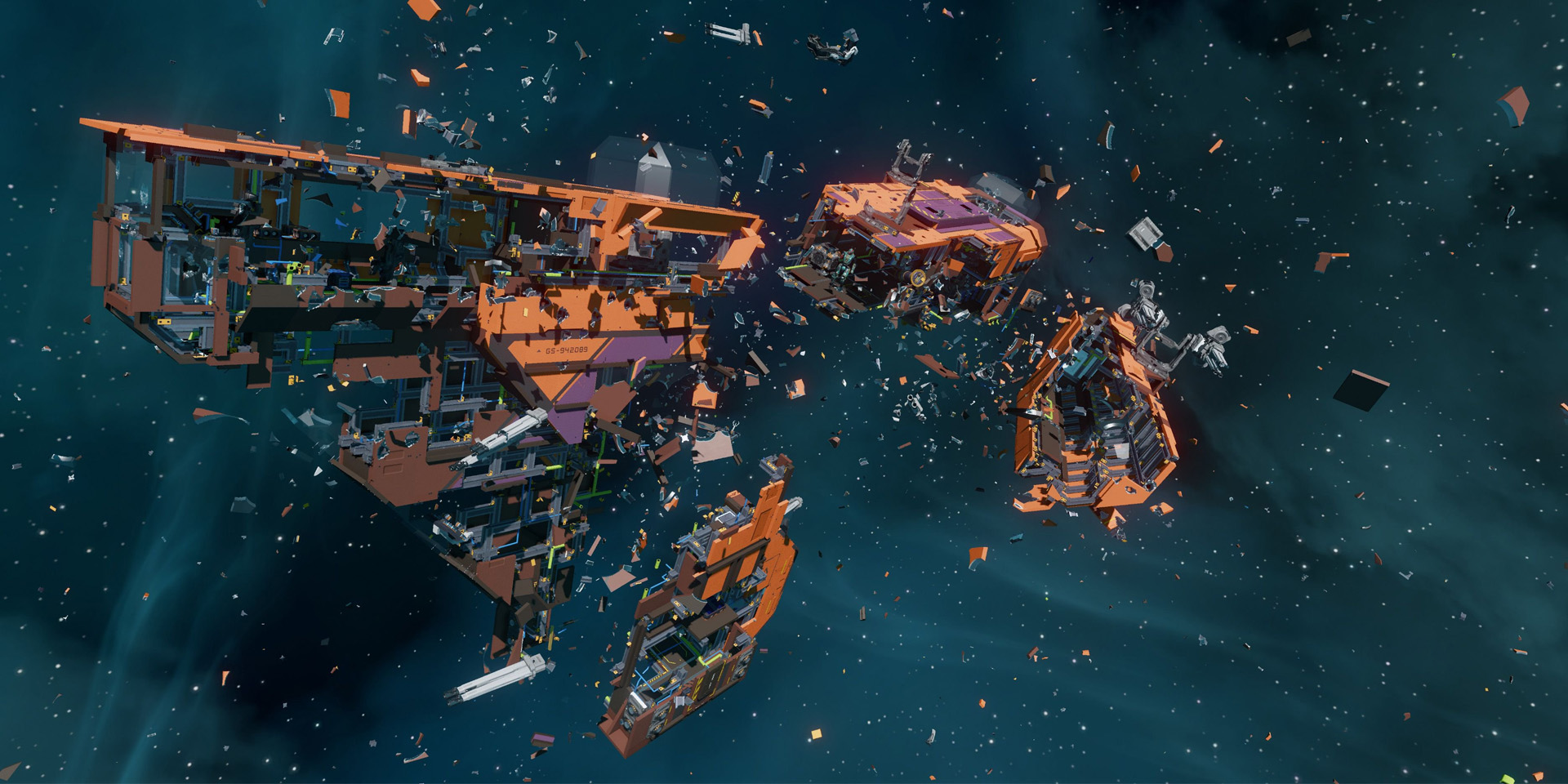 Starbase: Обломки