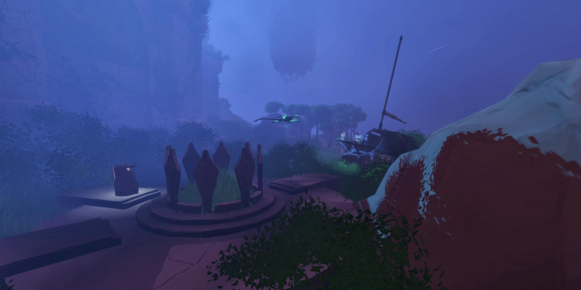 Worlds Adrift: Последняя глава
