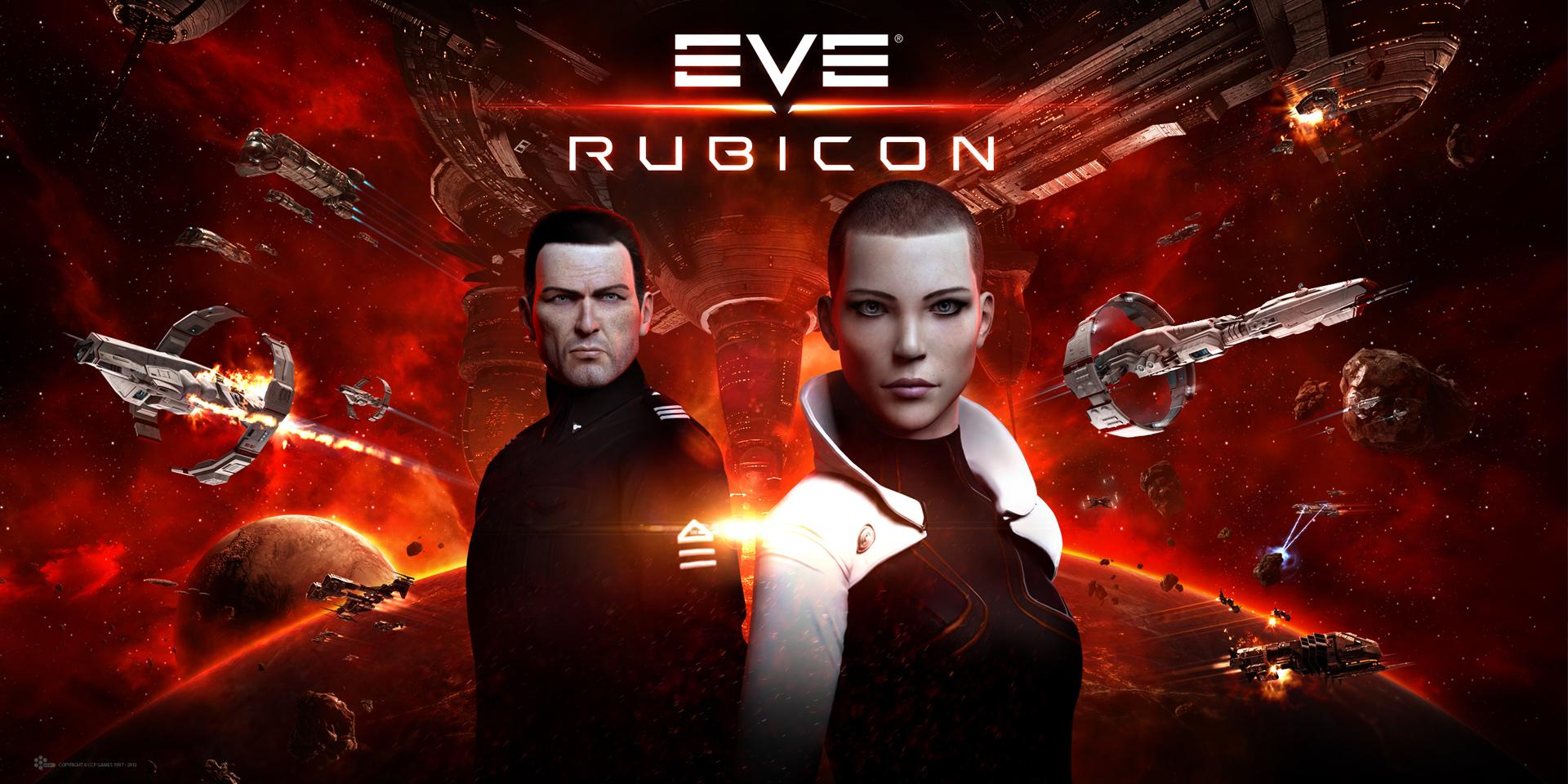 EVE Online: Назад через Рубикон