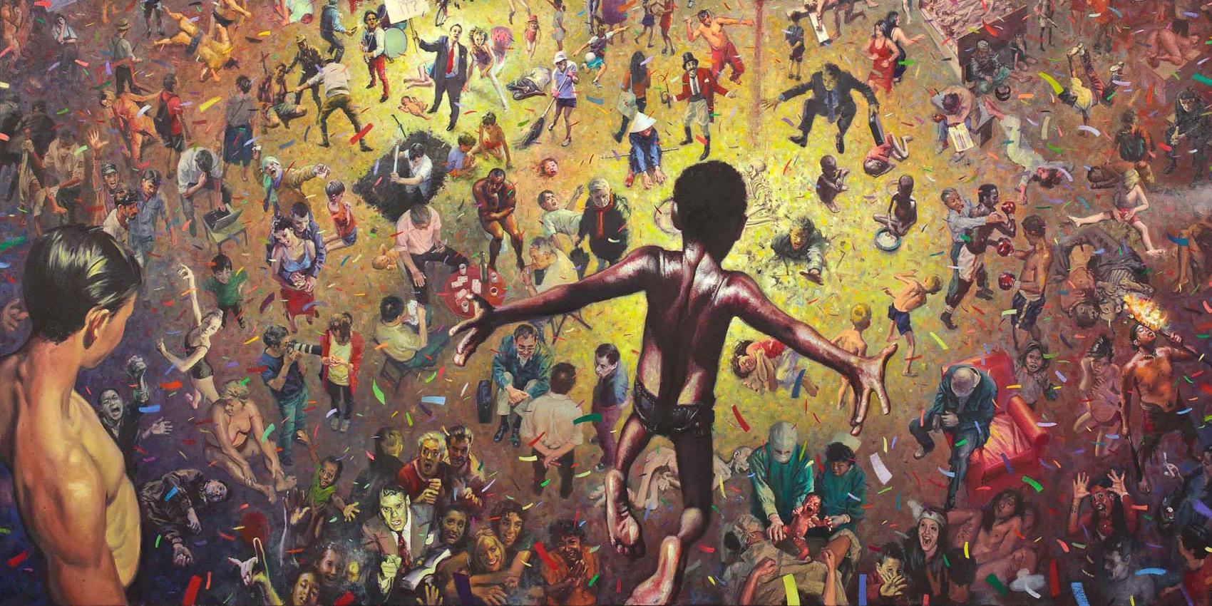 Теория MMO: Какая массовость нужна людям: социальная психология, дружба